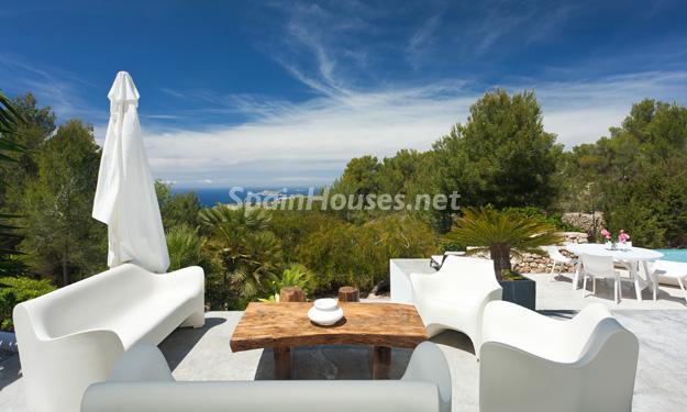 220 - Beautiful Villa for Sale in San Jose, Ibiza (Balearics)
