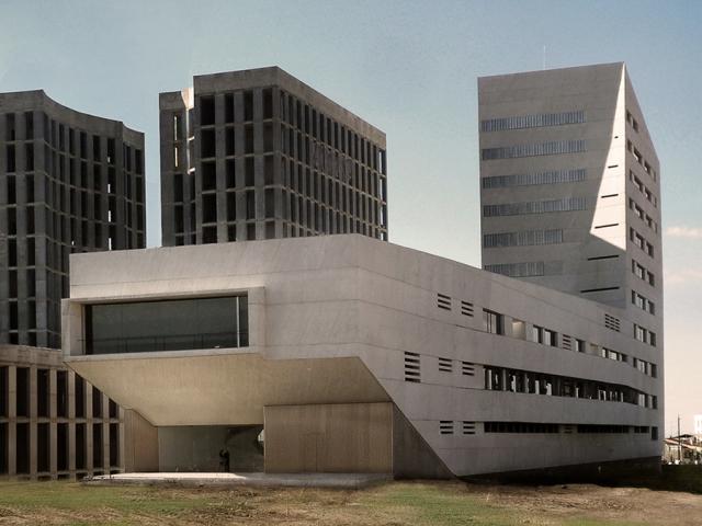 230 - Architecture: Health Sciences Faculty in Granada
