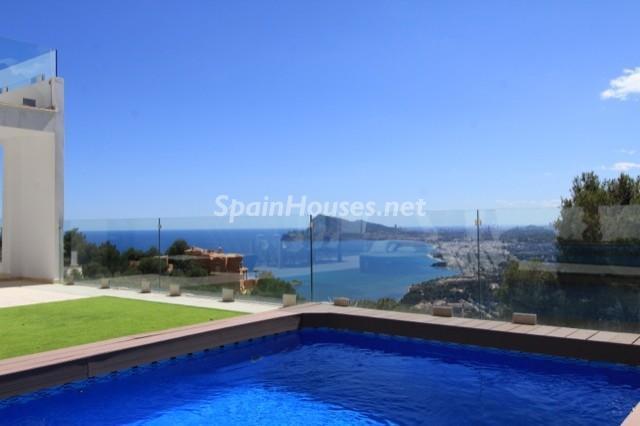 233 - Minimalist Home for Sale in Altea, Alicante