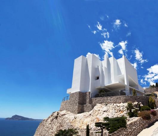 234 - Mediterranean Pearl by Architect Carlos Gilardi