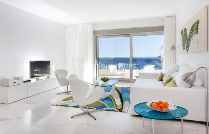 241 - Spectacular Holiday Rental Penthouse in Ibiza, Balearic Islands