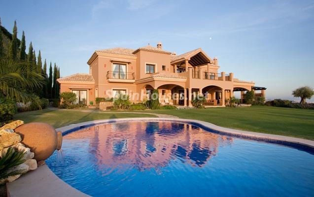 Detached villa for sale in Marbella (Málaga)