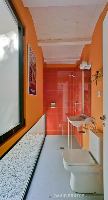 25. Casa Aljibe in Alpedrete Madrid - Single House Re-Using a Former Water Cistern by Valdivieso Arquitectos
