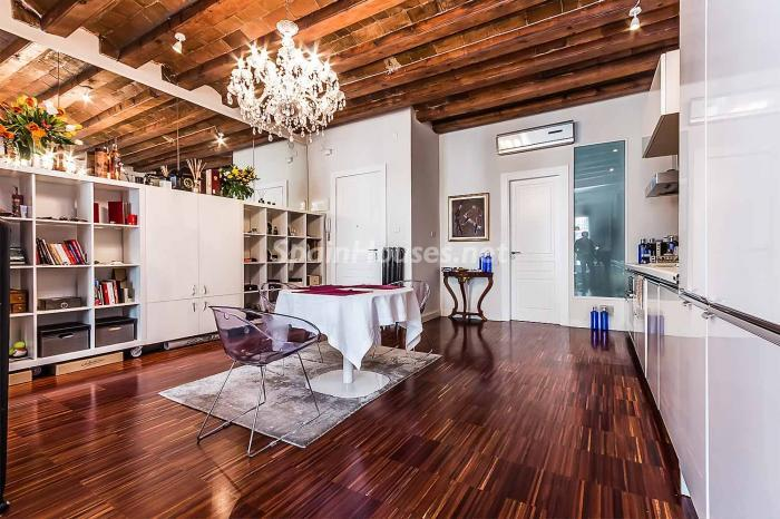250 - Luxury Loft for Sale in Barcelona City