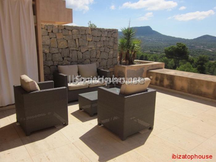 253 - Apartment with unbeatable views for sale in Sant Josep de sa Talaia, Ibiza
