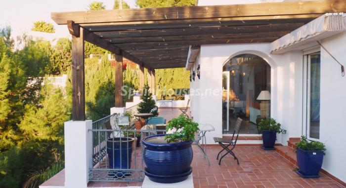 255 - Wonderful Holiday Rental House in La Herradura, Granada