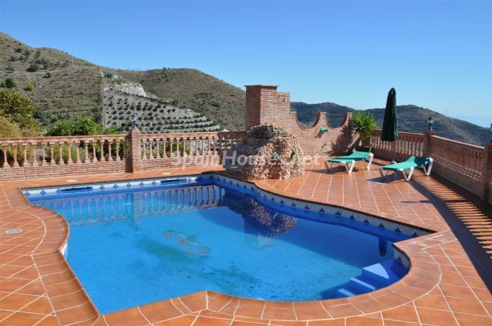 258 - Holiday rental detached villa in Nerja (Málaga)