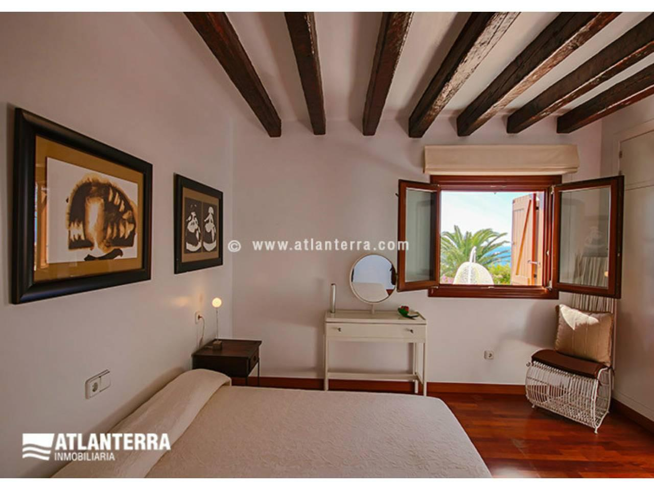 25885350 3170057 foto 748588 - Rustic style, privacy and wonderful views in this villa in Zahara de los Atunes (Cádiz)