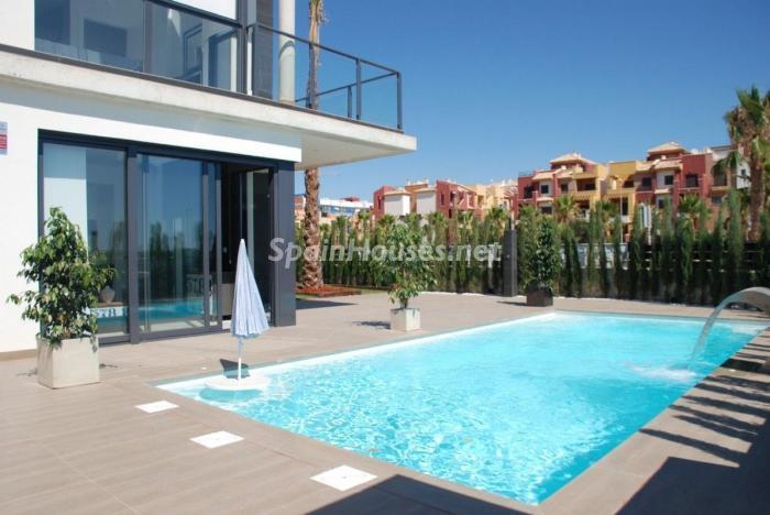 259 - Modern Villa for Sale in Orihuela Costa, Alicante