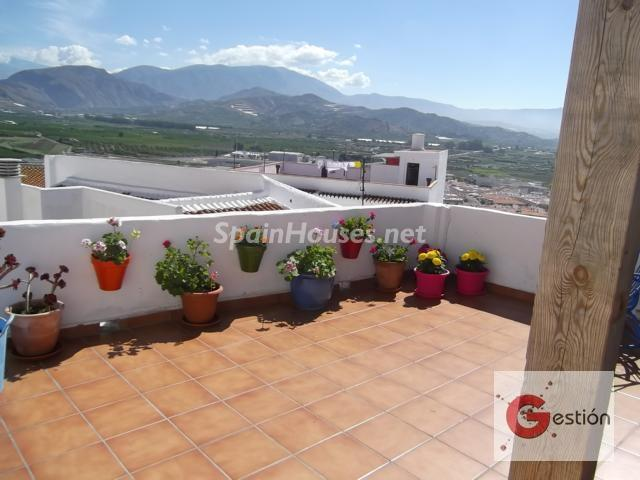 265 - Country style terraced house for sale in Salobreña (Granada)