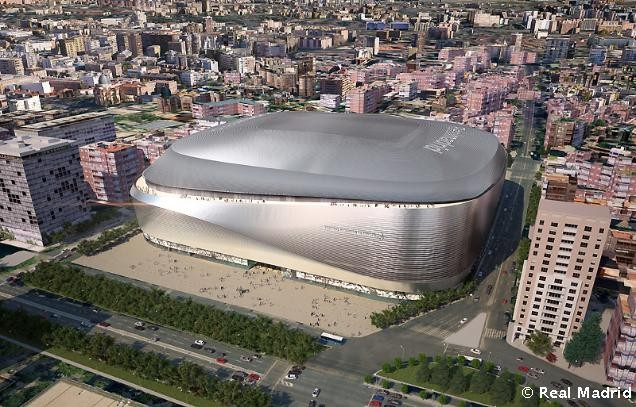 274 - Madrid Rejects Current Renovation Plans for Real Madrid's Santiago Bernabéu Stadium