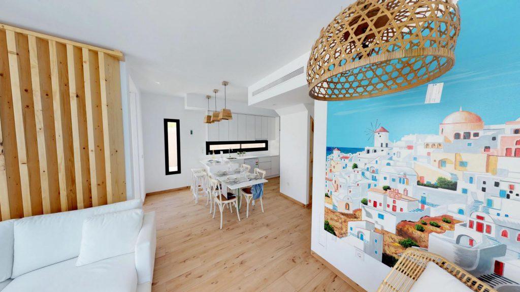 28013442 2764628 foto 209674 1024x575 - Sun, design and a lagoon pool in this villa in La Tercia (Murcia)