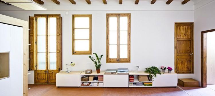 3. Apartment Refurbishment in Barcelona