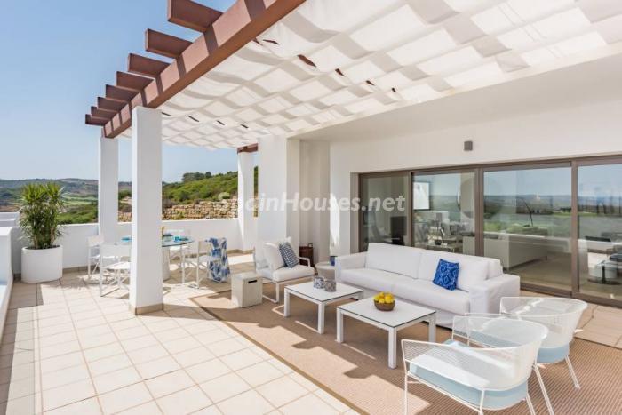 3. Apartment for sale in Casares, Málaga