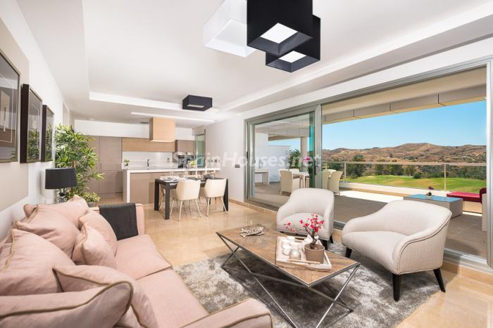3. Apartment for sale in Mijas Costa (Málaga)