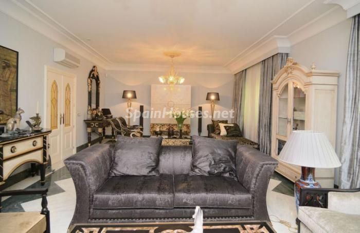 3. Apartment for sale in Salamanca - Luxurious Apartment for Sale in Madrid City