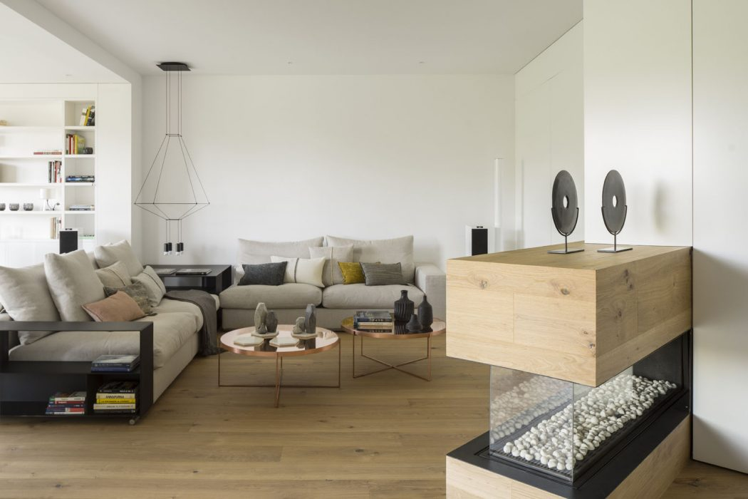 3. Apartment in Barcelona by Susanna Cots - Contemporary Apartment in Barcelona designed by Susanna Cots