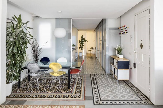 3. Apartment refurbishment in Barcelona