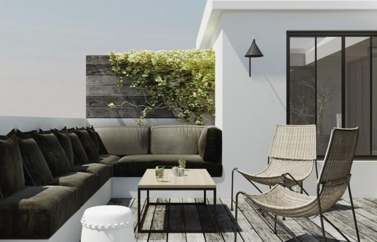 3. Attic apartment in Barcelona