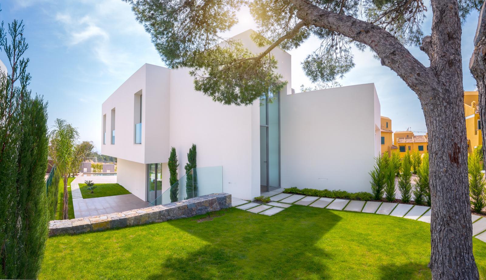 3. Brand new villa in Finestrat Alicante - Fantastic Brand New Villa in Finestrat, Alicante