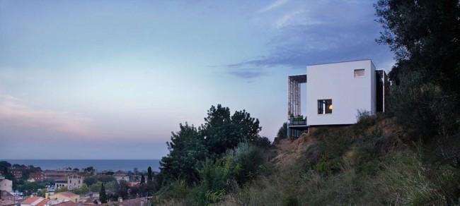 3. Casa Saüc e1442391034776 - Ecological House: Casa Saüc, in Barcelona, by NOEM