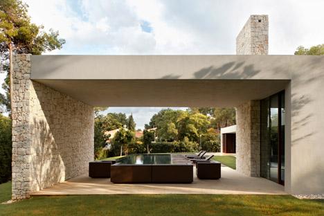 3. Casa el Bosque - Architecture: House El Bosque by Ramón Esteve