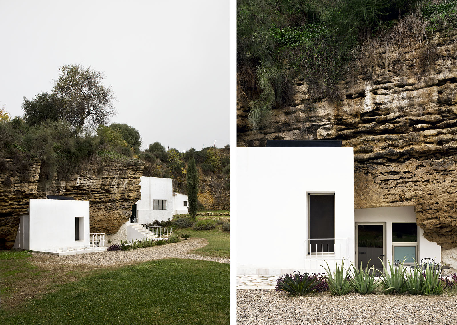 Casa Tierra A Cave House In C Rdoba By Ummo Estudio