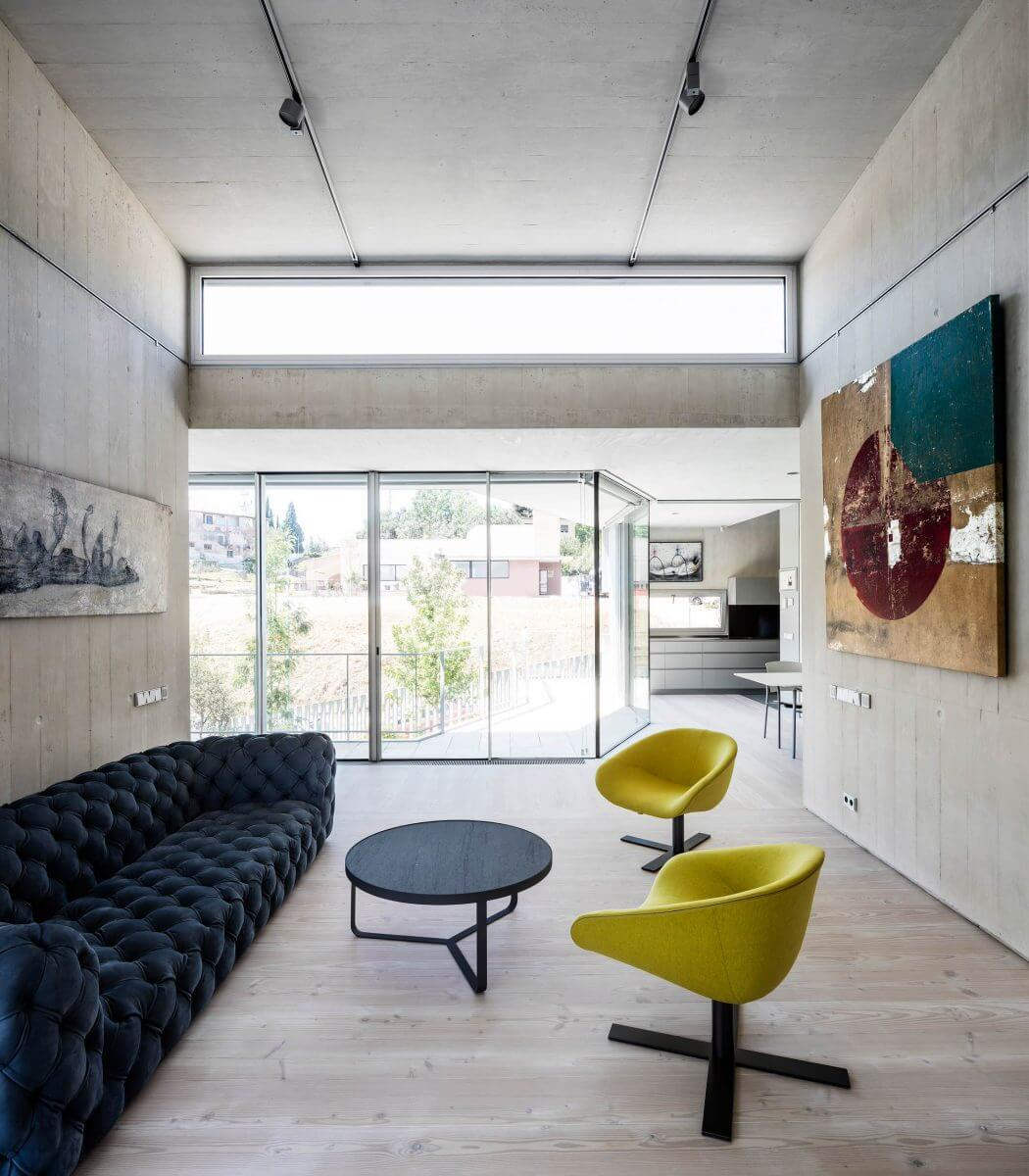 3. Contemporary Home in Barcelona by 05 AM Arquitectura - Contemporary Home in Barcelona by 05 AM Arquitectura