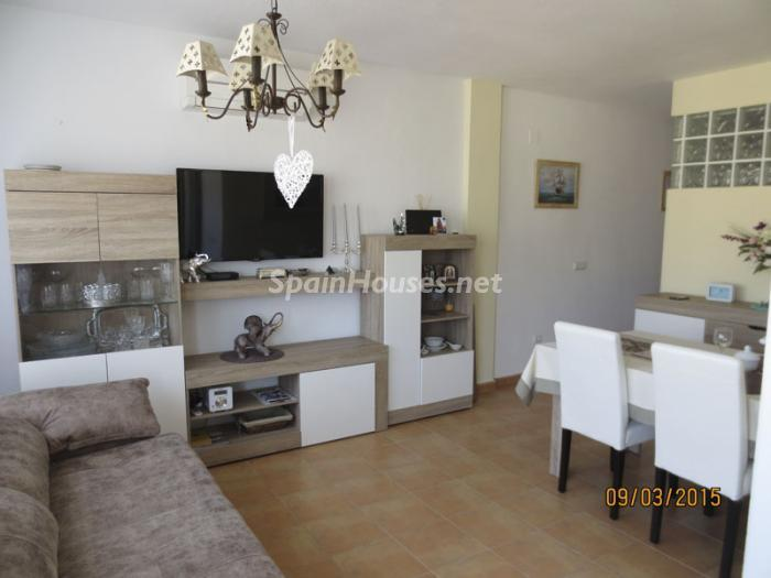 3. Duplex for sale in Calpe (Alicante)
