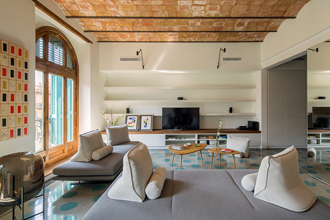 3. Dwelling in Barcelona by Nook Architects - Dwelling in Barcelona by Nook Architects