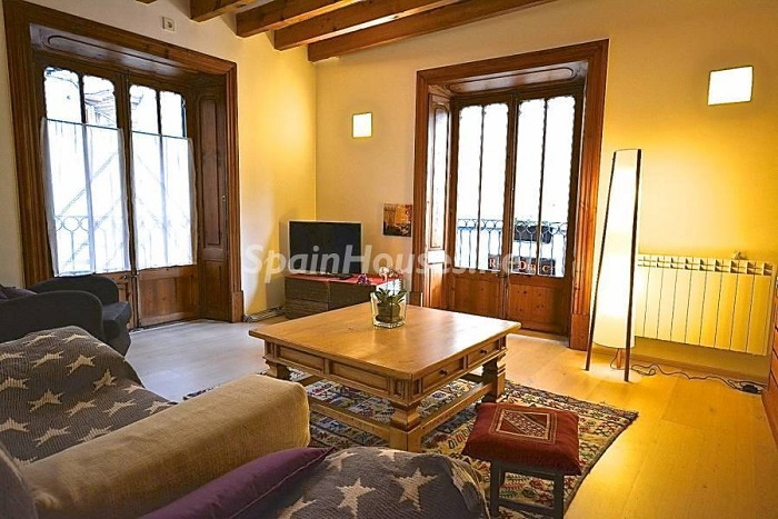 3. Flat for sale in Palma de Mallorca Balearic Islands 1 - For Sale: Eclectic Flat in Palma de Mallorca (Balearic Islands)