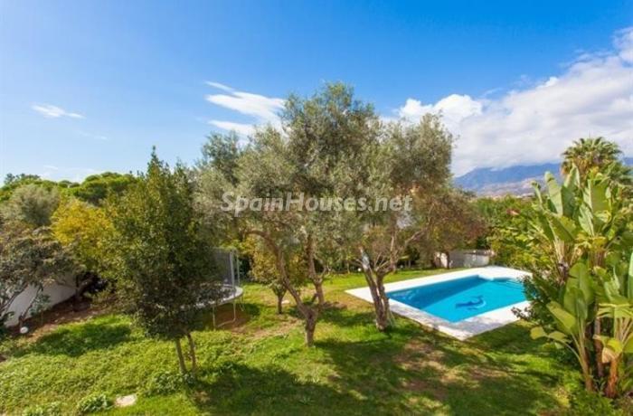 3. Holiday rental villa in Marbella (Málaga)