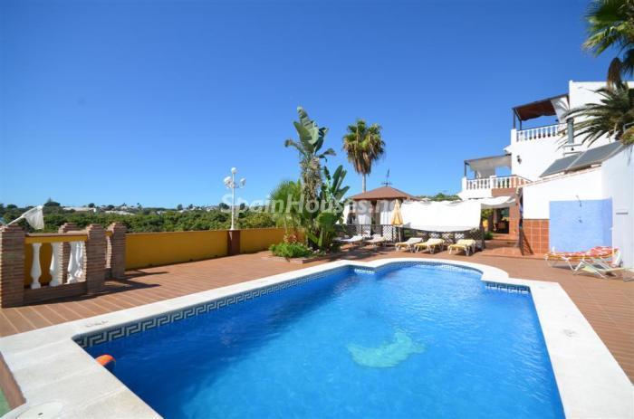 3. Holiday rental villa in Nerja