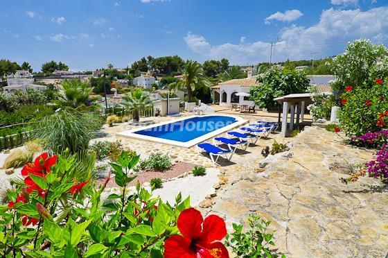 3. Holiday rental villa