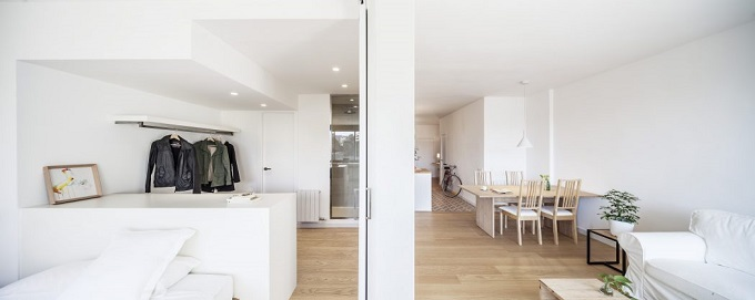 3. Home in Barcelona by Roman Izquierdo Bouldstridge 1 - Apartment Renovation in Barcelona by Roman Izquierdo Bouldstridge