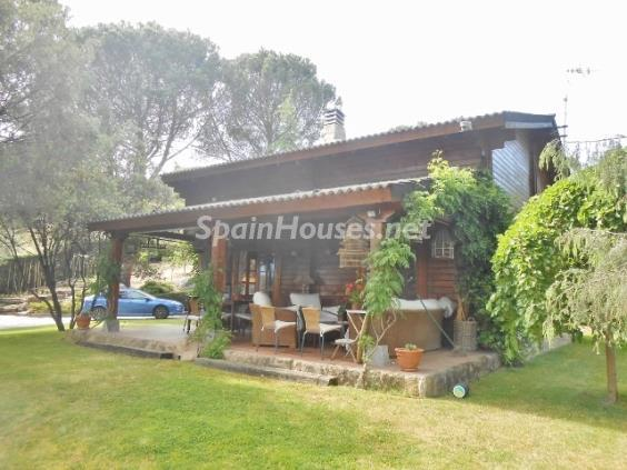 3. House for sale in Cebreros Ávila - For Sale: Wooden House in Cebreros, Ávila