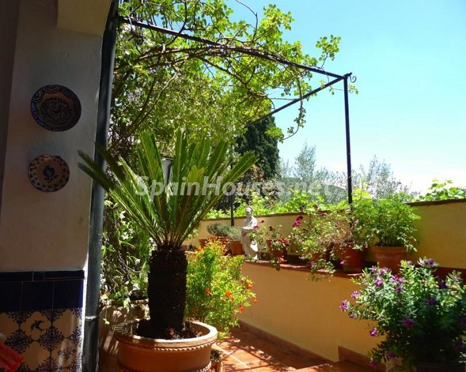 3. House for sale in Granada 3 - For Sale: House in Granada with unbeatable views to the Alhambra