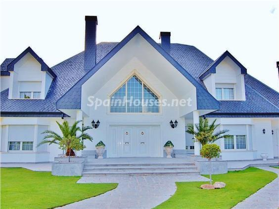 3. House for sale in Las Rozas de Madrid (Madrid)