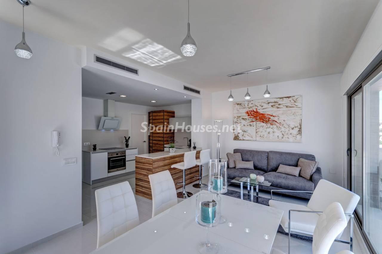 3. House for sale in Orihuela Costa Alicante - Brand New Villa in Orihuela Costa, Alicante