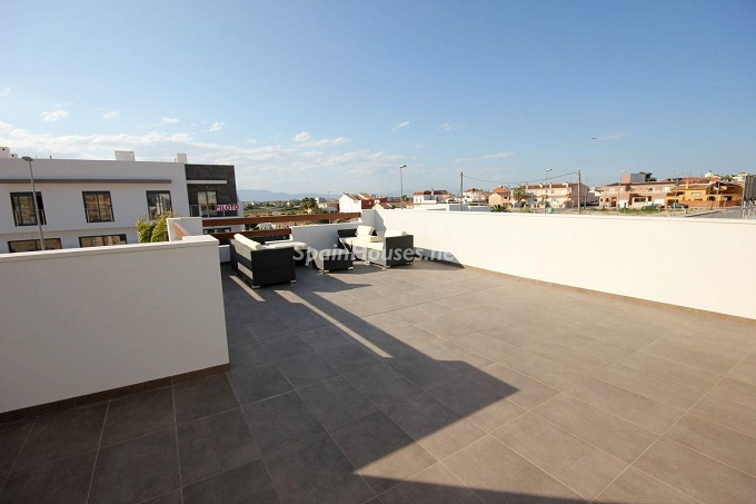 3. House for sale in San Fulgencio 1 - For Sale: Bran New House in San Fulgencio, Alicante