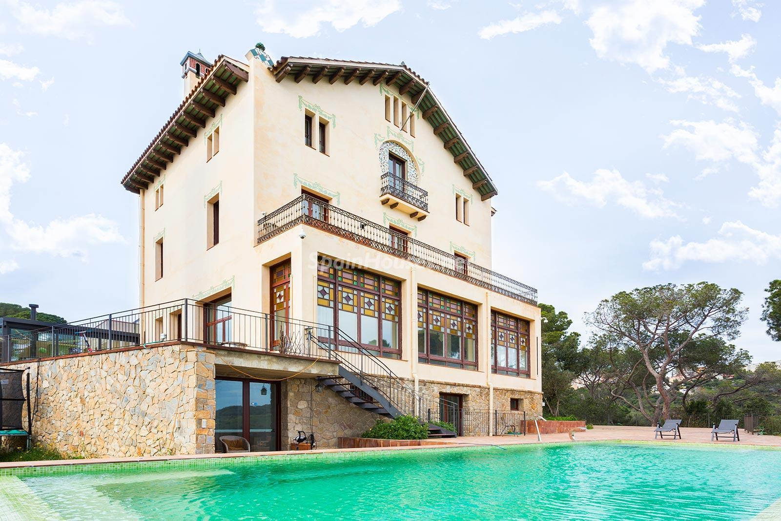 3. House for sale in Sarrià Barcelona - Exclusive 8 Bedroom Villa For Sale in Sarrià, Barcelona