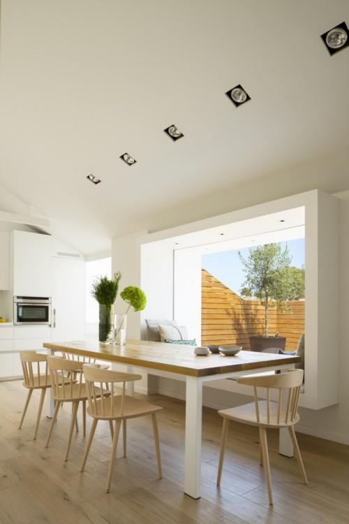 3. House in Barcelona by Susanna Cots e1448441066148 - Maison de Vacances, Barcelona, by Susanna Cots Interior Design