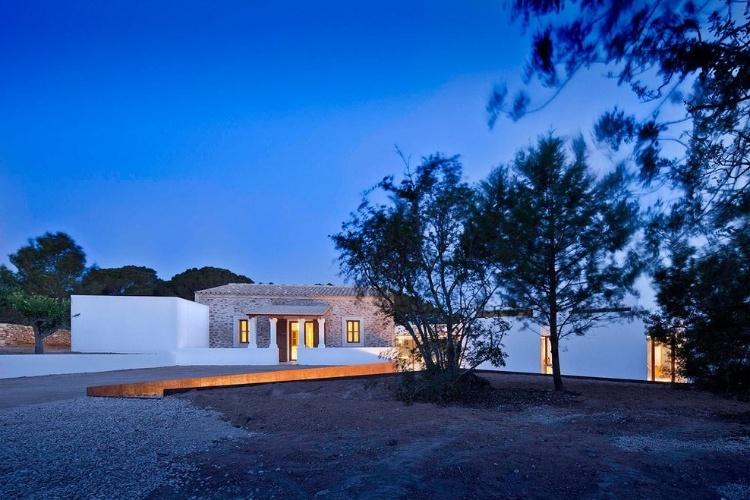 3. House in Formentera - House in Formentera, Balearic Islands, by Marià Castelló