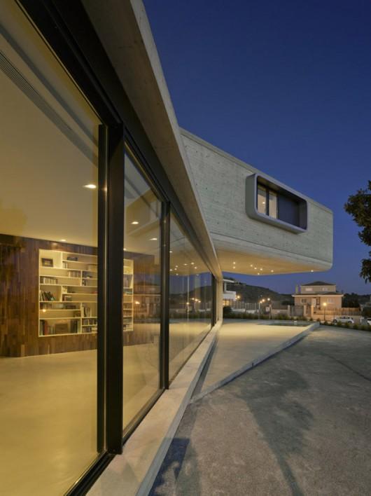 3. House in La Alcayna Murcia - Crossed House: Dwelling in La Alcayna, Murcia