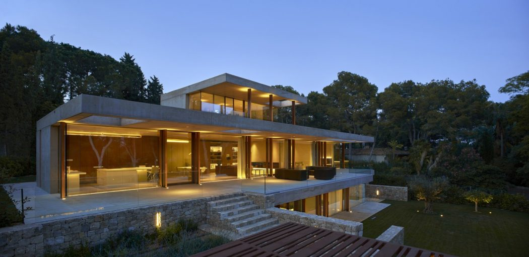 3. House in Rocafort by Ramón Esteve - Home in the pine forest of Rocafort by Ramón Esteve
