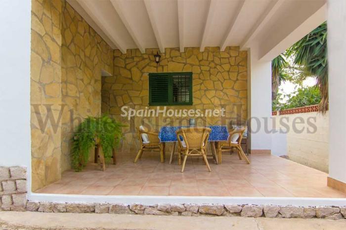 3. House in Sant Antoni de Portmany - Mediterranean Style House for Sale in Sant Antoni de Portmany, Ibiza