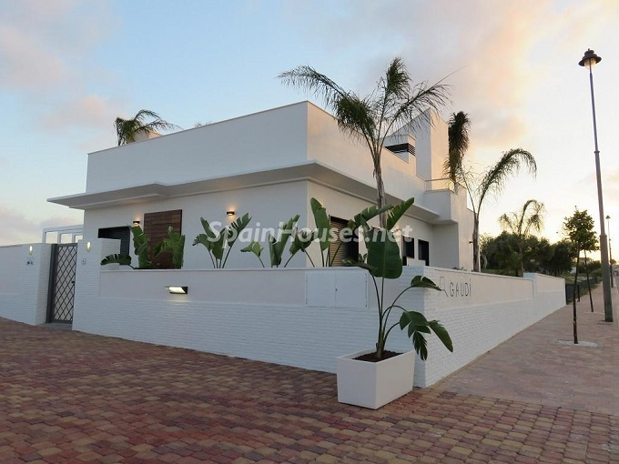 3. House in Sucina Murcia - For Sale: Brand New Home in Sucina, Murcia