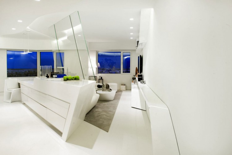 3. Madrid Penthouse