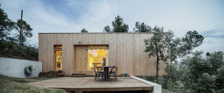 3. Modern residence Barcelona