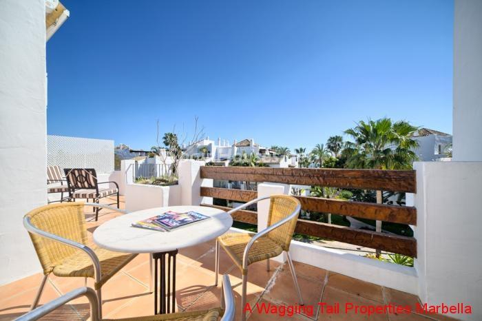 3. Penthouse duplex for sale in Estepona (Málaga)